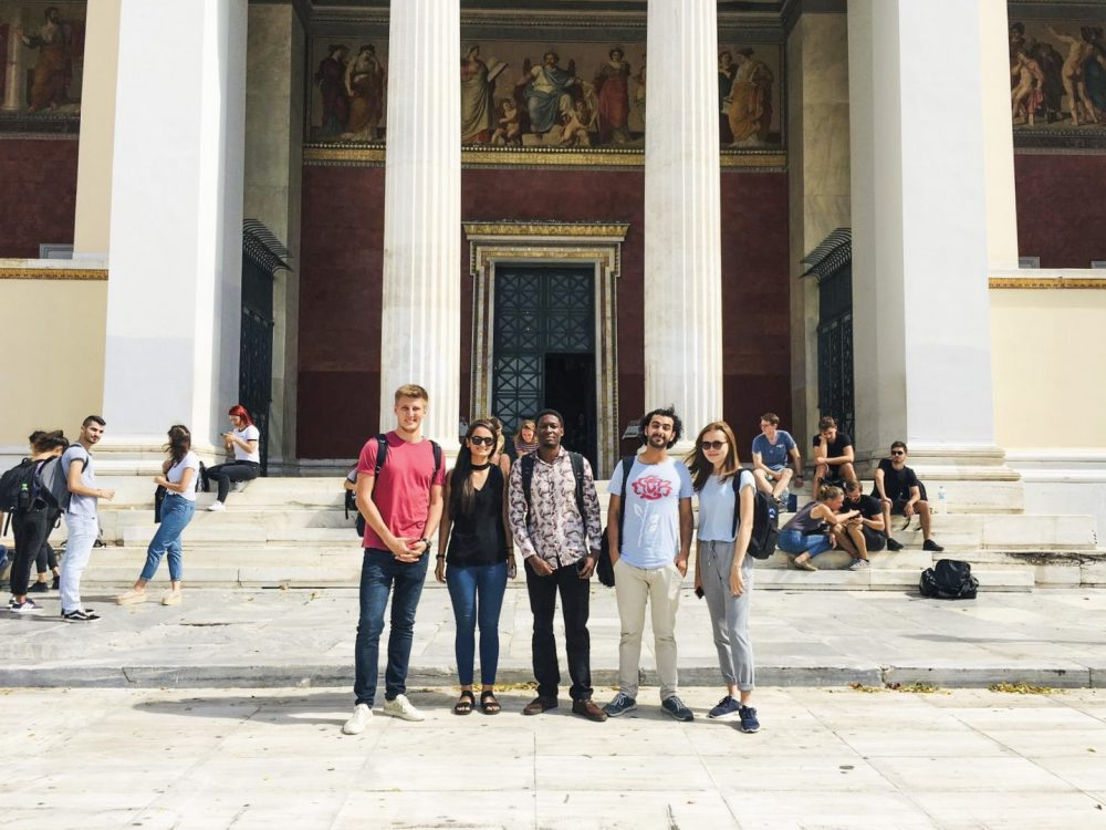University of Athens students' academic experience