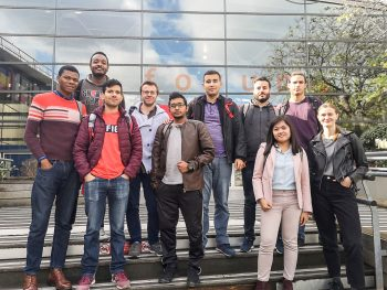 First months of 2019/20 academic year in Telecom SudParis