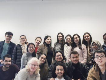 SMARTNET students in Télécom SudParis