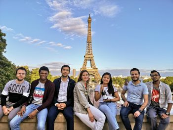 Academic year 2019-20 in France for the SMARTNET students